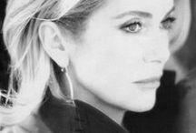 Catherine Deneuve / when i grow up, I´ll look like her :-)
