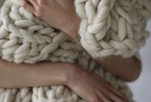Yarn and fabric crafts / by Roxanne Bee