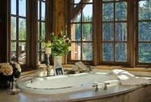 Bathrooms / by Ann F Luckett