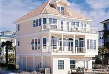 Beach Home Inspiration / by Ann F Luckett