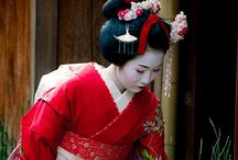 Beauty of a Geisha / by Ann F Luckett