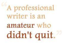 Writer / by Carolyn French