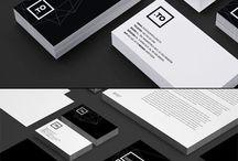 Branding / Minimalist Branding Inspiration