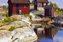 Travel in Sweden / There's much more to Sweden than Abba, Ikea and the Vikings! Historic cities, impeccable Scandinavian design and mouth watering food. Then there's the wildlife and mile upon mile of unpsoilt countryside...