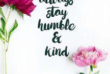 Quotes & Inspirations / Frasi