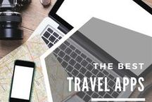 Travel apps / If you've got a smart phone then you can access a whole range of travel accessories.