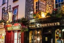 Travel in Ireland / There's nowhere quite like Ireland. It's not just the countryside, the history or the music (although they're all great). But it's the culture, the people and the pubs that combine to make a unique experience...