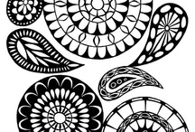 zentangles and doodles / by Katie Smith