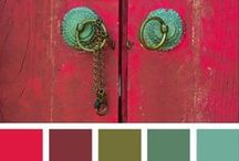 inspiring & colors / by Katie Smith - Punk Projects
