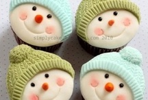 Cakes - Cup cakes / Collecting as many ideas about cupcakes as I can / by Donna Vittorio