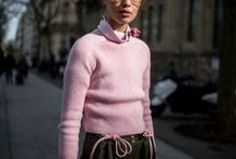 Street Style / We head off the runways to the streets and sidewalks to find the best looks.