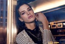 Models / The faces that are dominating fashion and beauty.