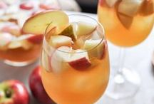 Cheers! / Cocktails, spirits, coolers, and non-alcoholic alternatives to quench your thirst. #recipes #drinks
