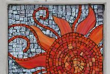 THE CRAFTS-MOSAIC / ART / by Sue Lodmill