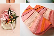 Wedding:  Coral Kasal   / I keep seeing things that remind me of my wedding day.  Our colors were shades of coral, some reds and champagne/nude tones like a Barong.  / by CACTUSmango