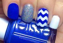 Creative Make up/Nails / by Yanni D.