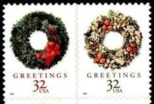 THE STAMPS - PHILATELIST / THE MAIL POSTAGE / by Sue Lodmill