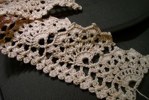 Crochet Stitches / by Celia Herrera