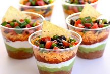 Appetizers, Dips, Soups, sauces, and other starters