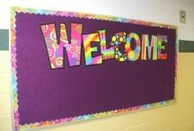 Teach and Learn / Ideas, crafts, printables, and lessons for the classroom and home. Bulletin board ideas to liven up a classroom.
