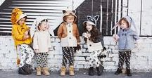 Kids Coats / Beautifully crafted children's clothing to inspire creativity and play.  Don't be surprised if they want to wear their coats year round!  These coats delight as gifts and charm as collectibles.