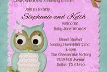 babyshowers!/party ideas / by Elizabeth Swanston