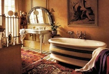 Beautiful Baths / by Little Goodall