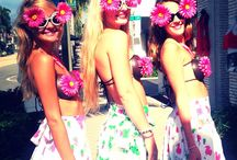 Beachy Boho / Preppy Girls version of Boho!