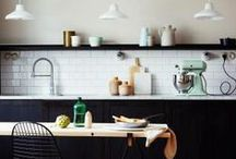 The kitchen / by Cecilie Ellefsen