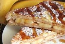 All Things PB and Banana / You guessed it. Peanut butter and banana recipes.