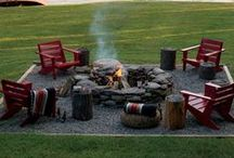 {Outdoor Living} / Styling outdoor entertainment areas.