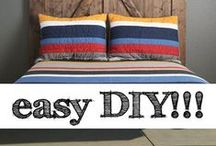 DIY {Home} / DIY projects and tutorials for the inside of your home.