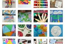 You can teach math / You can teach math, especially with these hands-on math activities perfect for homeschool.