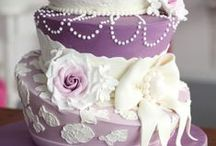 Recipes {Elegant Cakes} / This recipe board includes simply stunning cakes, beautifully designed, and almost too pretty to eat!