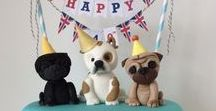 Puppy Party/ Puppy Themed Kids Birthday Party / Puppy Themed Birthday Parties for Children! The cutest cakes, games, outfits, and decor the delight the littlest dog loving boys and girls.    #puppyparty #puppydog #puppybirthday
