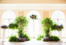 H.J. Benken Wedding Ceremony Flowers by Benkens.com / Wedding Ceremony or Event Decor Flowers by Benkens.com