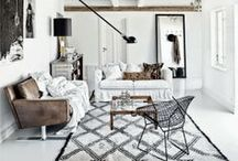 Home inspiration  / by Lydia Hartley