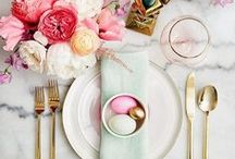 Hoppy Easter / Adorable ideas for festive favors, decor, and treats worthy of Easter memories.