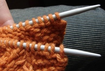 Knitting / by Knot By Gran'ma