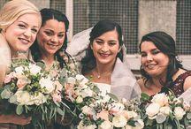 Benken Bridal Party Flowers by Benkens.com