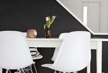 I N. ┿ K I T C H E N / D I N I N G / interior / интерьер : Кухня / Обеденная зона