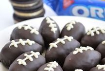 Game Day Food / Treats for kick-off!