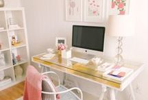 Home Office / by Chloe West