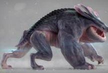 Creatures/Monsters