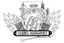 Isabel Hargoues / Confección a medida / patronaje /  www.isabelhargoues.com