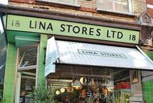 Design — Environmental / Well presented, traditional and modern shop fronts as well as examples of well designed merchandising displays.