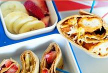 Back to School / Gearing up for another school year with ideas for school lunch boxes and after school treats