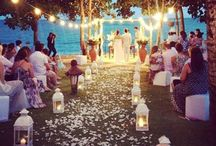 marry me. / wedding ideas and plans for my boho beach wedding. www.kiarayoga.com