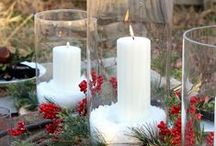 Christmas Table / Festive ideas for decorating your table for Christmas!