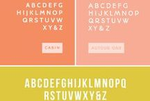 Fonts / by Chloe West